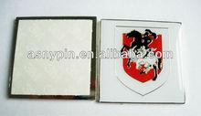 custom chrome car emblem, luxury car emblem sticker, chrome stickers for cars