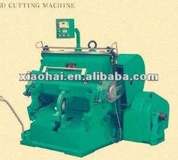 XIAOHAI ML 750/930 Semi-auto Paper Die cutting and Creasing Machine
