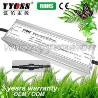 IP67 waterproof ac/dc 150w 12v led power supply