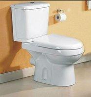 Dual-flush two piece toilet/economic toilet/WC/toliet