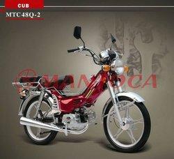 Cub motorcycle MTC48Q-2
