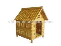 Wood Pet House/Dog Cage