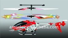 wholesale 2CH Metal RC Helicopter with light