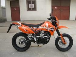 125cc hot selling supermoto dirt bike