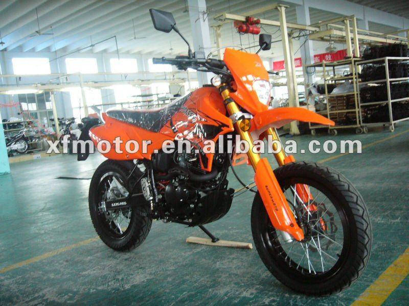 125cc EEC3 off road dirt bike
