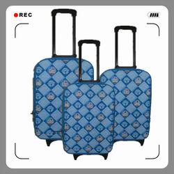 2012 Fashionable Doraemon Cartoon Trolley Luggage