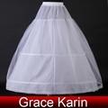 Grace Karin Hot Sale 2 Hoop Cheap Bridal Dress Petticoat Wedding Dress Petticoats CL2706