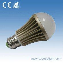 5w good heat emitting led light bulb