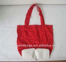 promotional fold shopping bag