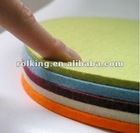 3mm Pressed Colored Wool Fe