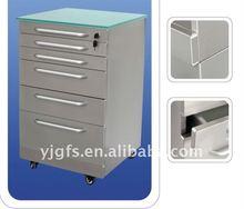 hospital furniture/high-tech BLUM touch open cabinet/hosptial trolly/medical locker GD-011