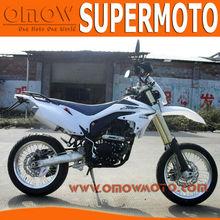 Road Legal 250cc SuperMoto Dirt Bike