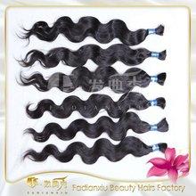 HOT sale brazilian hair weave in bulk