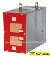 50KVA 1200Hz single phase Inverter DC welding transformer