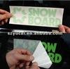 custom die cut windshield sticker,vinyl die cut sticker,car sticker