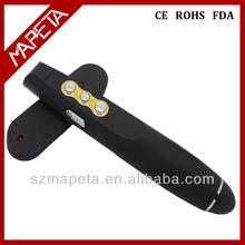 RF PowerPoint Presenter Pen With Laser Pointer