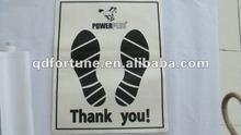 offset paper for car floor mat