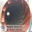 Manure drying equipment, rotary drying machine, dries