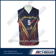 custom youth basketball uniform supplier