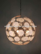 modern pendant lamp,ball-shade home lights,artistic ceiling lamp