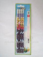 Black lead pencil 4pcs HB