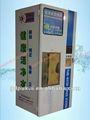 Automatique machines distributrices d'eau automatique avec système de vente de pièces de monnaie et carte à puce induction