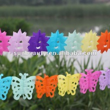 2012 decorative paper garland,christmas promotion