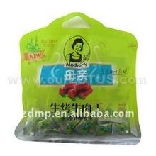 2012 zhongda hot sales vacuum bags for food packaging