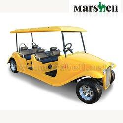 6 Seater shuttle bus golf cart DN-6D(china)