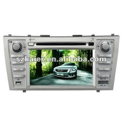 Kr-7000 7 inch 2 din car head unit for Toyota camry