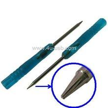 9.5CM Blue Professional precision Mini Pentagon Screwdriver Tool for iphone