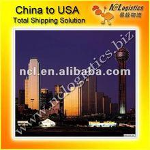 freight forwarder shipping from Guangzhou to Hawaii