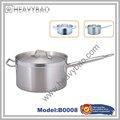 de alta calidad de aceroinoxidable olla de cocción b0008