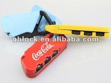 GH-8015 Combination Luggage lock Handbags Padlock Resettable Password