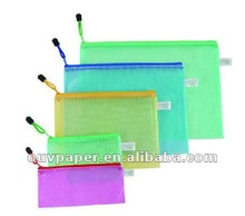2012 colorful PVC file bag