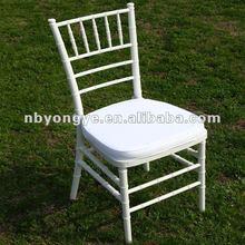 Restaurant furniture (White chair)