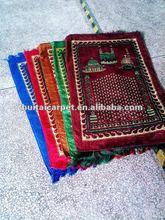polyester muslim prayer mat