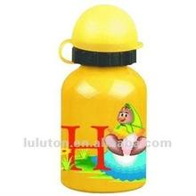 Libre de BPA botella de agua de aluminio, De los niños, Decorado botellas para navidad