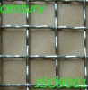iron double crimped woven mesh