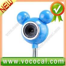 Driverless Free Driver USB 2.0 Webcam
