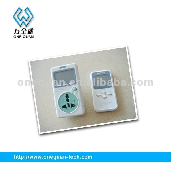 Real time universal Wireless energy consumption monitor for Electricity