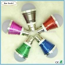 Samsung chip bulb led ushine light science and technology shanghai (CE,RoHS)