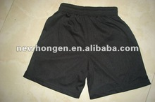 2013 Men's Black Mesh Basketball Shorts