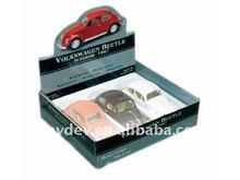 1 scale 18 Die cast Beetle cars 1967 3pcs
