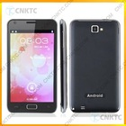 5.08 inch Android 4.0 Smart phone star N8000 MTK6575 1GHZ -512MB-WCDMA Tablet Phone