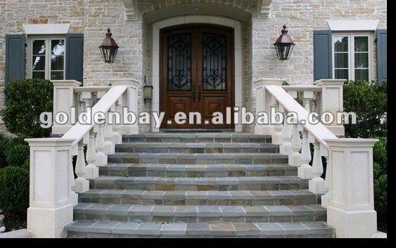 Ext rieur balustrade main courante rampe rampe d 39 escalier for Balustrade escalier exterieur