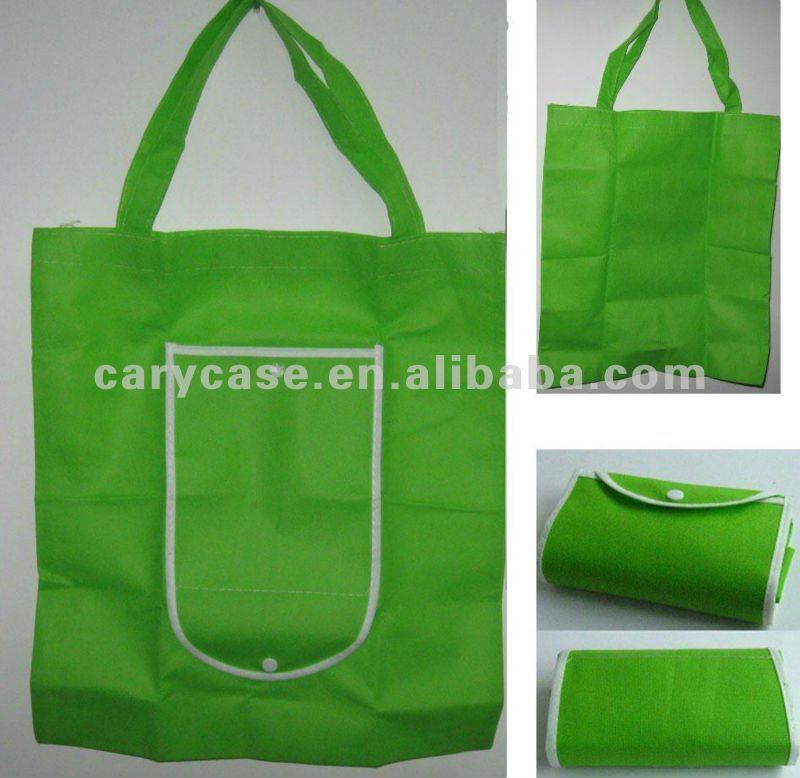 PP Non woven Folding Shopping Bag