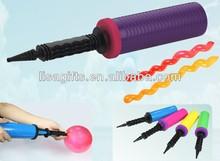 2014 hot selling balloon inflator hand pump