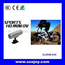 2012 Hot HD 720P Sports AVI Waterproof Motorbike Cameras EJ-DVR-41H