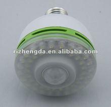 2012 best hot selling solar sensor security light CE ROHS LVD EMC factory price